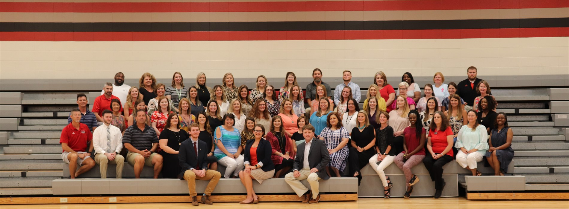 2019-2020 LCMS West Faculty & Staff