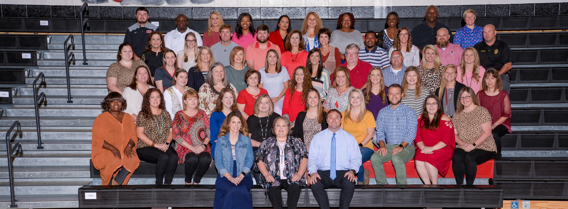 LCMS-East Faculty & Staff