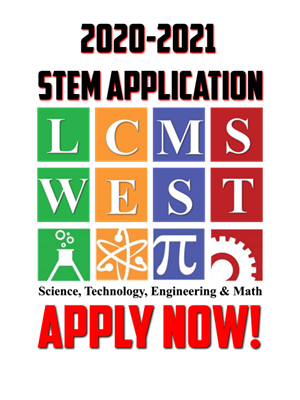 2020-2021 STEM Application Now Open